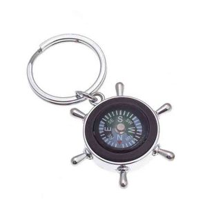 3D Metal Keychain