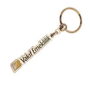 Gold Plating Keychain