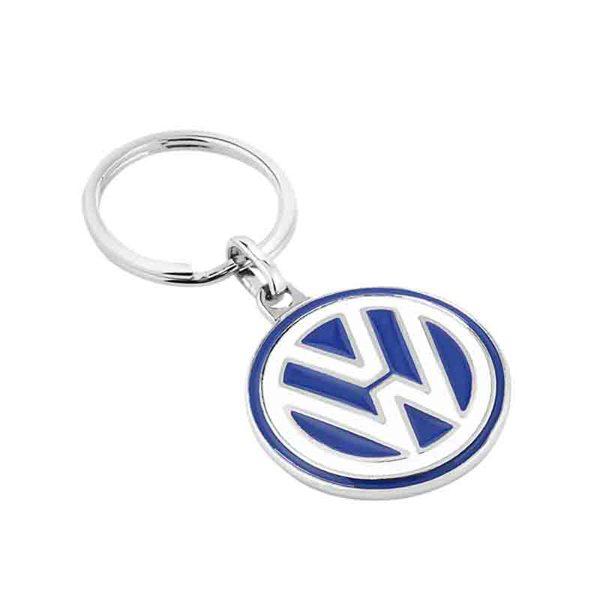 Volkswagen Nickel Keychain