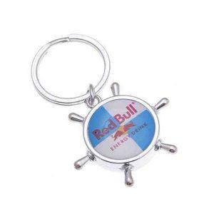 Redbull Nickel Plasto Keychain