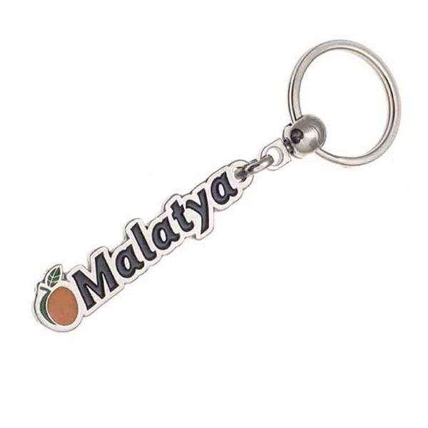 Malatya Nickel Keychain