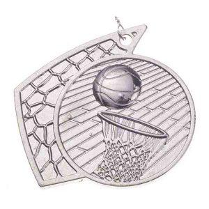 Basketball Silver Medal