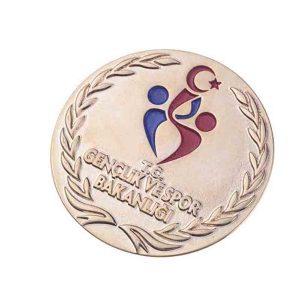 Gençlik and Spor Bakanlığı Medal