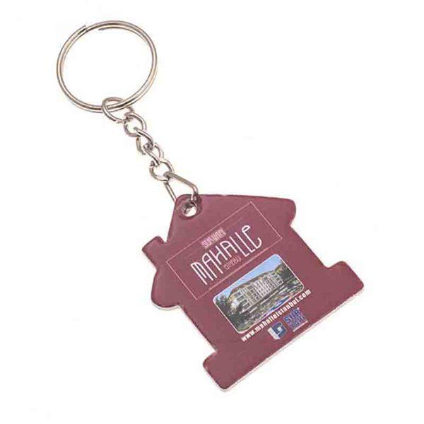 Mahalle Puff Keychain