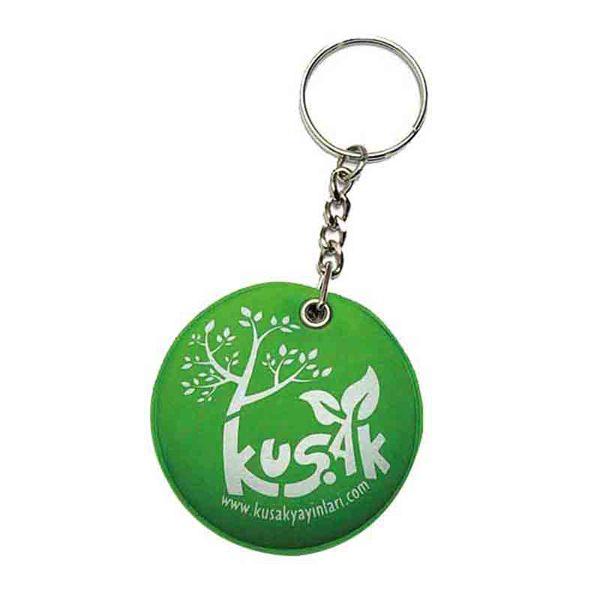 Kuşak Puff Keychain