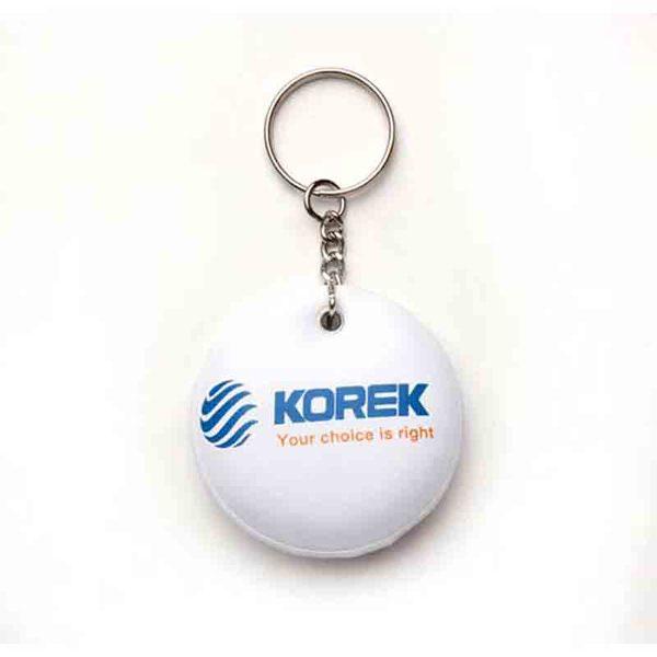 Korek Puff Keychain