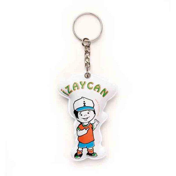 İzaycan Puff Keychain