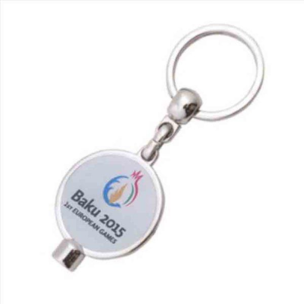 Air Vent Plasto Keychain