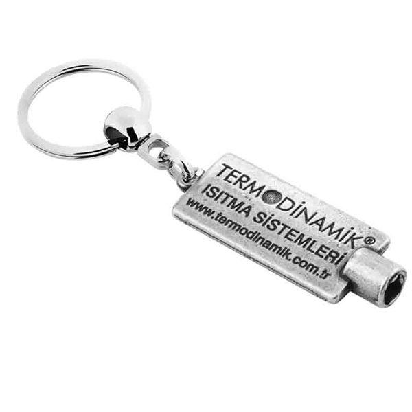 Air Vent Antique Keychain